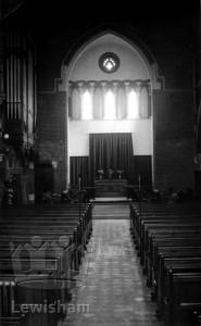 St. George's church, Westcombe Park.