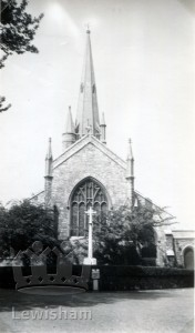 St. John the Evangelist Church.