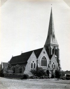 All Saints Church.