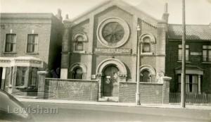 Swedenberg Chapel, Deptford