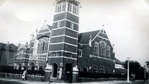 Blackheath and Charlton Baptist Church, Shooters Hill Road.
