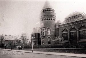 Ladywell Baths And Coroners Court, Ladywell, Lewisham