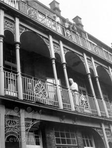 Grove Park Hospital Balcony