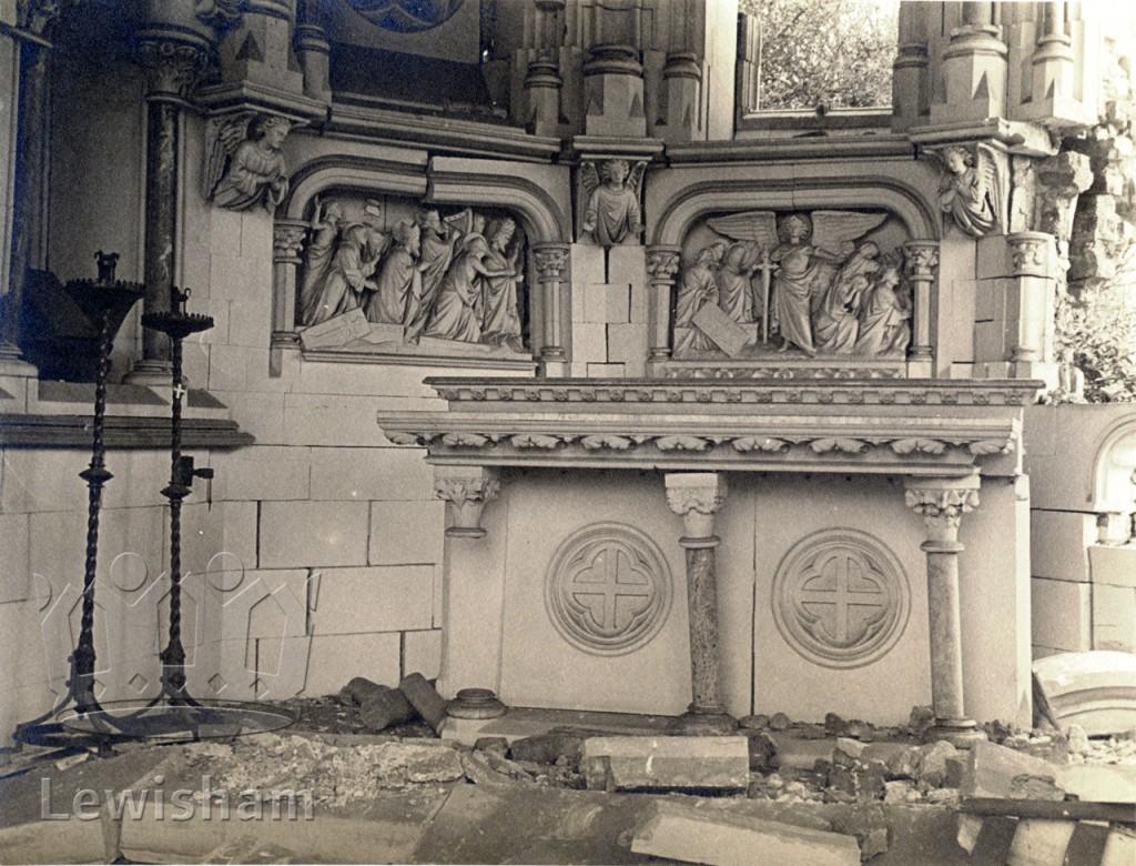Brockley Cemetery – Roman Catholic Chapel (St. Michael)