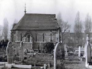Brockley Cemetery – Roman Catholic Chapel (St. Michael)