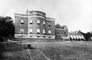 Manor House, Old Road, Lee, Lewisham