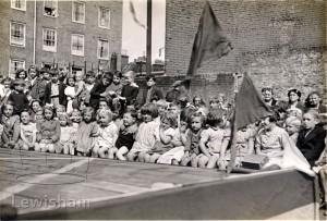 Children's Concert at Deptford