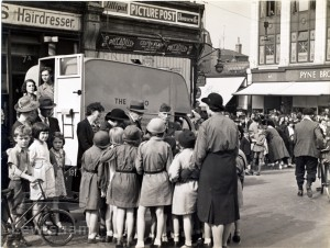Deptford Youth Week – Mobile Canteen