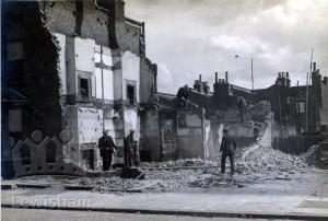 Demolition of 108-110 Woodpecker Road