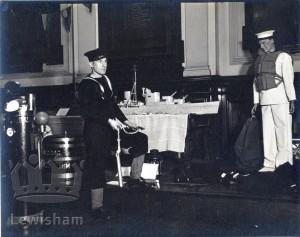 Warship Week – Naval Exhibition