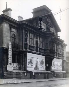 Warship Week – Deptford Town Hall