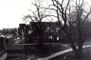 Demolition of St. Mary's Institute