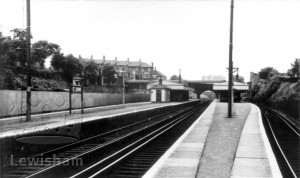St John's Station, View Upline From Down End Of Platforms 1, 7 & 2
