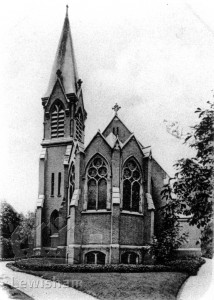 German Church, Dacres Road, Forest Hill, Lewisham