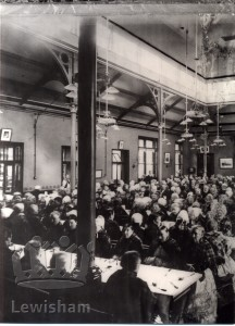 Ladywell Lodge as a Workhouse