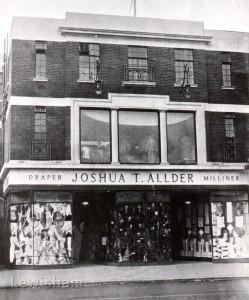 J. T. Allder's, Catford