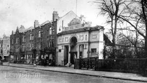 Queen's Hall, Sydenham Road