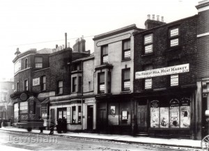 1, 3 and 5 Devonshire Road