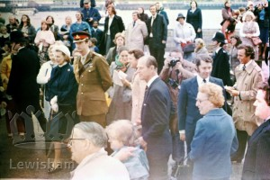Visit by Her Majesty Queen Elisabeth II and HRH Prince Philip to Pepys Library