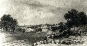 London And Croydon Railway, Sydenham, Forest Hill, Lewisham