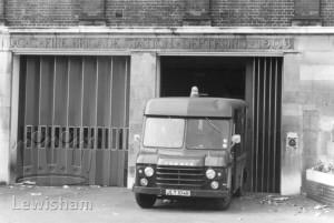 Deptford Fire Station, Evelyn Street