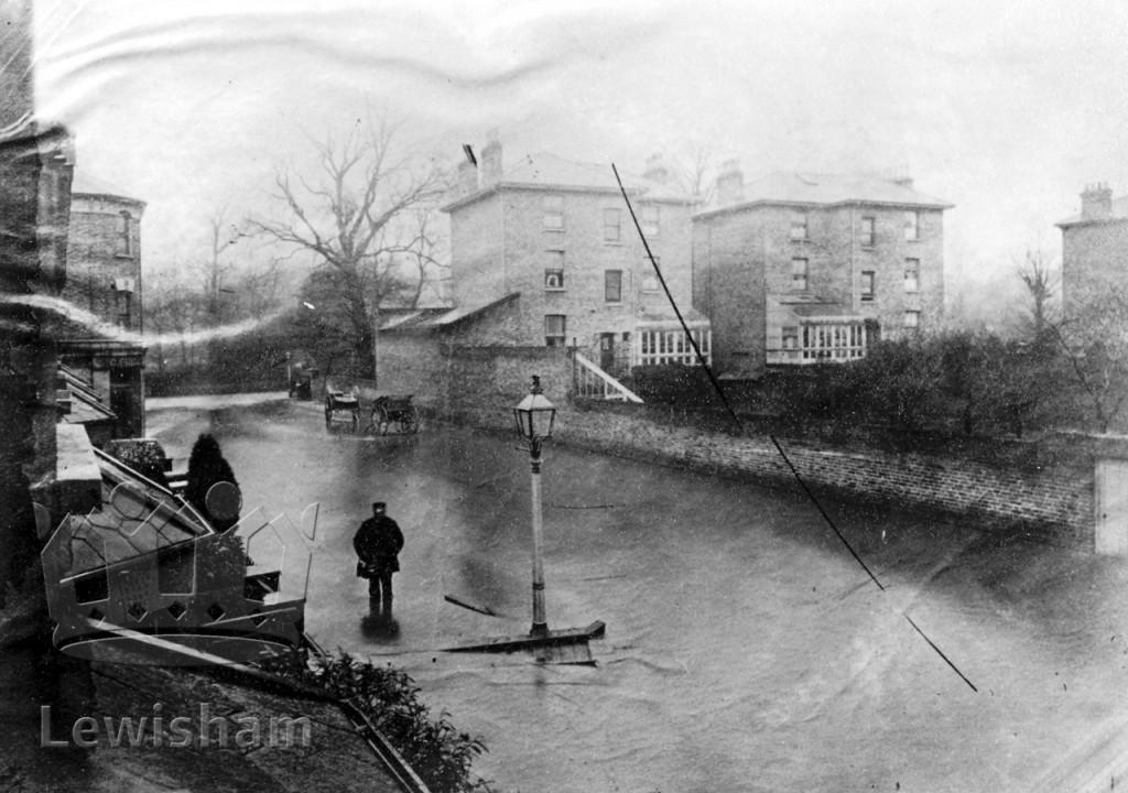 Weardale Road April 1878