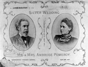 Mr & Mrs Ambrose Pomeroy