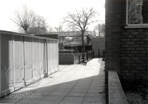 A View of Longfield Crescent Estate