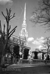 St. Michael and All Angels Church, Blackheath Park.