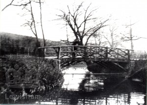 Ladywell Recreation Ground Bridge