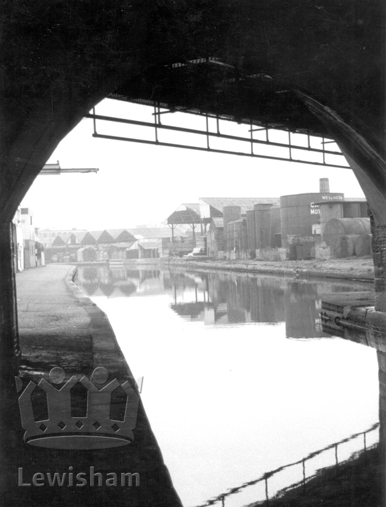 Surrey Canal
