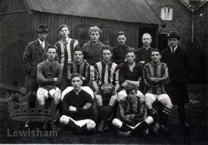 Fairfield Football Club 1919-1920