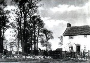 Spicer's Cottage