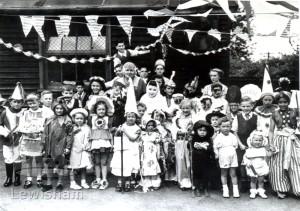 A Children's Coronation Party