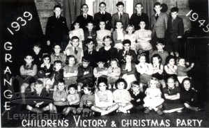 Victory and Christmas Party for Children