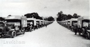 Grove Park during World War One