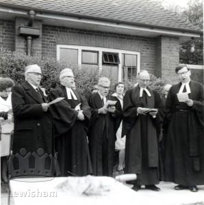 Burnt Ash Hill Methodist Church Hall Foundation