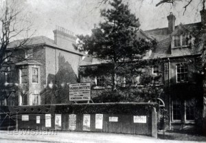 """""""Maresfield"""", Baring Road, owned by Lord Northbrook"""