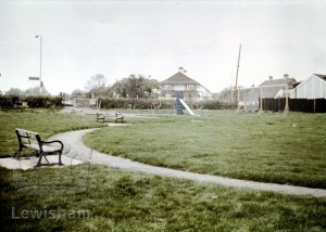 Grove Park Library Gardens