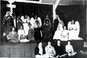 A Nativity Play at Marvels Lane Junior School