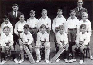Pendragon School Cricket Team