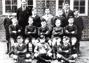Pendragon School Football Team