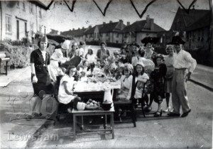 Street Party in Mayeswood Road