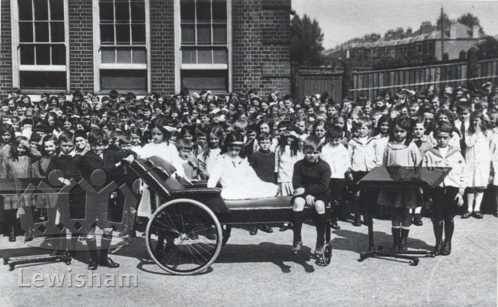 Torridon Road School