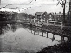 The Old White Bridge on Marvels Lane