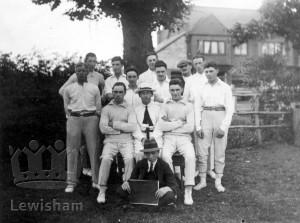 St Augustine's Cricket Team, Grove Park