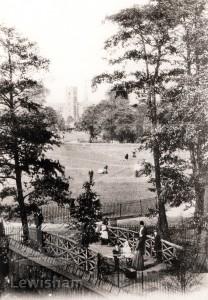 Ladywell Fields, Ladywell, Lewisham