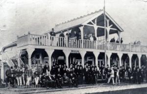 Private Banks Cricket Club Pavilion, Catford