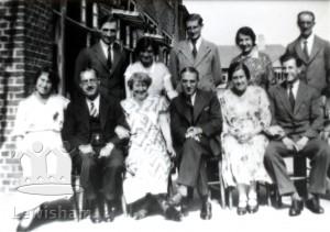 Staff of Marvels Lane School
