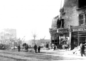 Woolworth's Incident, New Cross